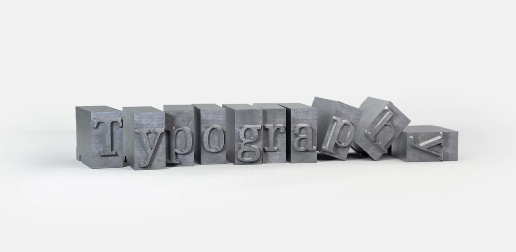 Rola typografii w czasach komunikacji