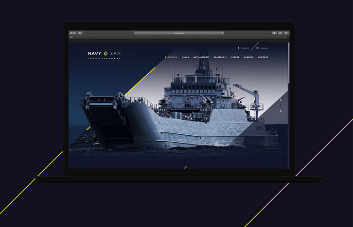 Navy San