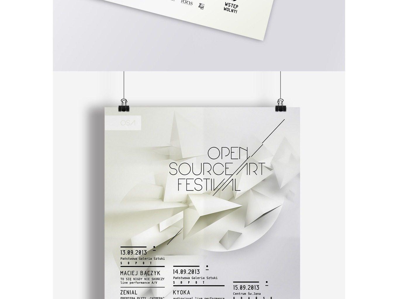 Open Source Art Festival 16