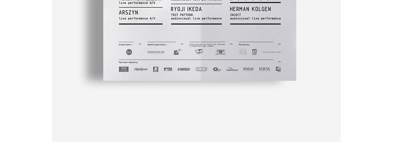 Open Source Art Festival 17