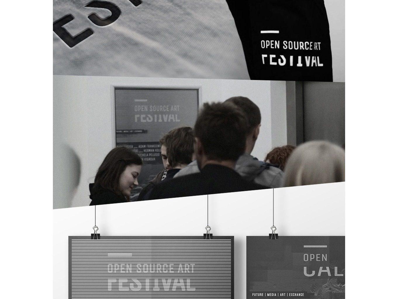 Open Source Art Festival 3