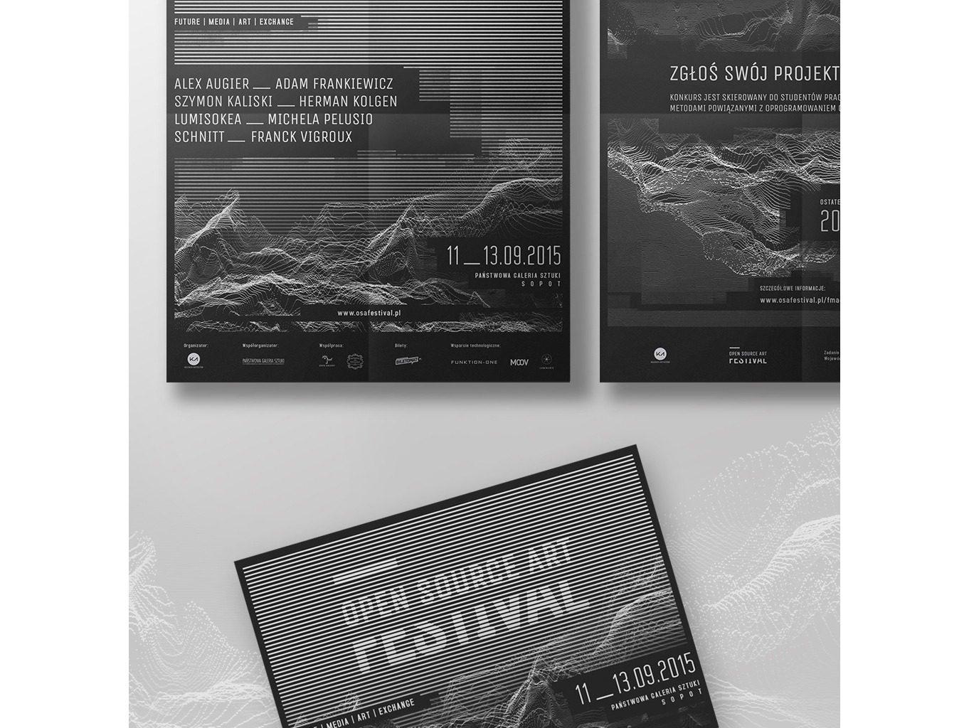Open Source Art Festival 4