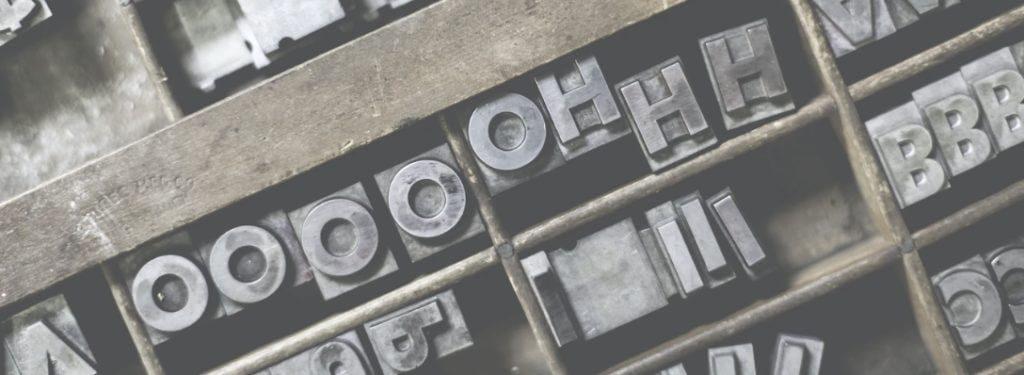 Rola typografii w czasach komunikacji 2